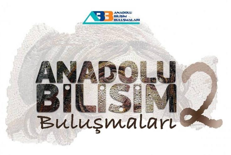 We are in Anatolian Informatics Meetings