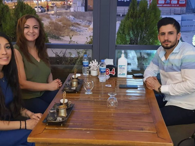 We created our new sales strategies about our industrial processes with our Şanlıurfa Business Partner Kılıçal Teknoloji.