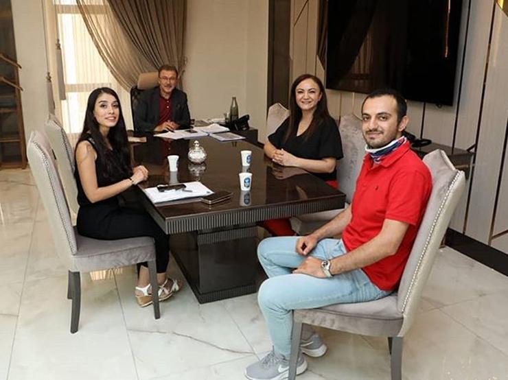 Istanbul Eyüpsultan Municipality Mayor Mr. Deniz Köken was visited.