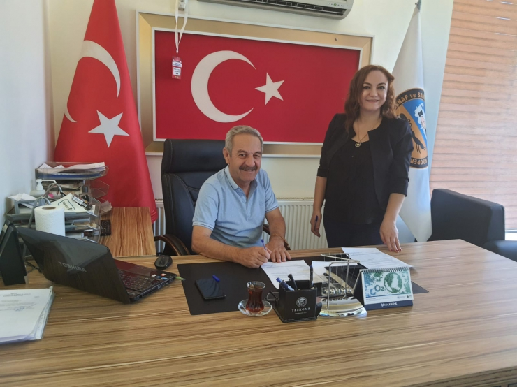To do special shopping with Midyat Tradesmen and Craftsmen Credit and Kefa Cooperative.