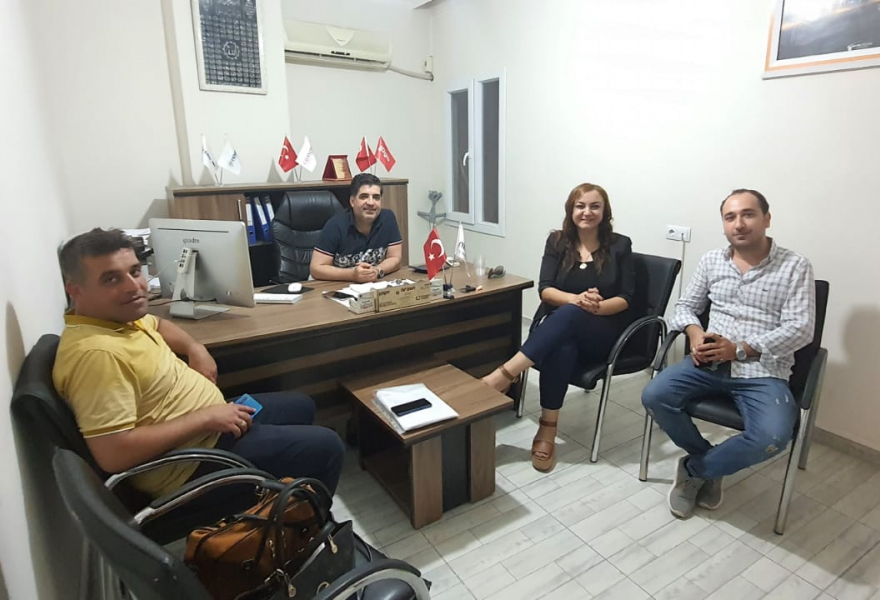 As Nlksoft, we made a business partnership agreement with Şırnak/Cizre Care informatics.