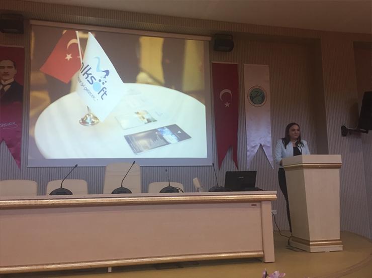 Entrepreneurship, Digitalization, E-Commerce Conference at Kilis 7 Aralık University