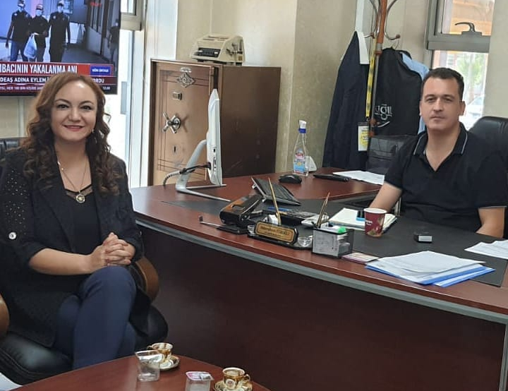 Plans were made with Osmaniye Chamber of Industry and Commerce on both training and special discount protocols for members.