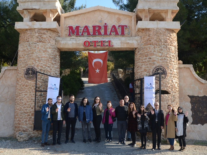 nlksoft held its 2nd meeting in Mardin - Press Releases