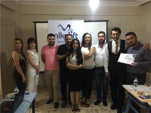 Nlksoft Şanlıurfa E-commerce Training Seminar