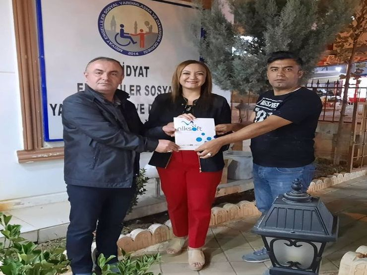 in cooperation with Margisad (Mardin Textile and Clothing Industrialists Association) as nlksoft...