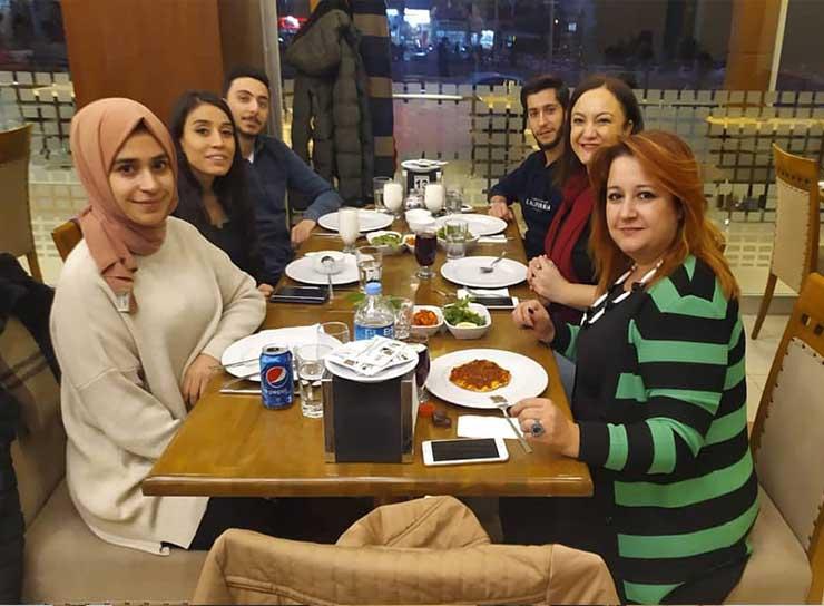 We had meetings with our Şanlıurfa business partner, the Ficoder Team. nlksoft will be good to Şanlıurfa!
