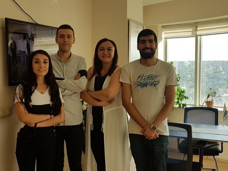 We have negotiated with our Kilis business partner, Simya Bilişim!