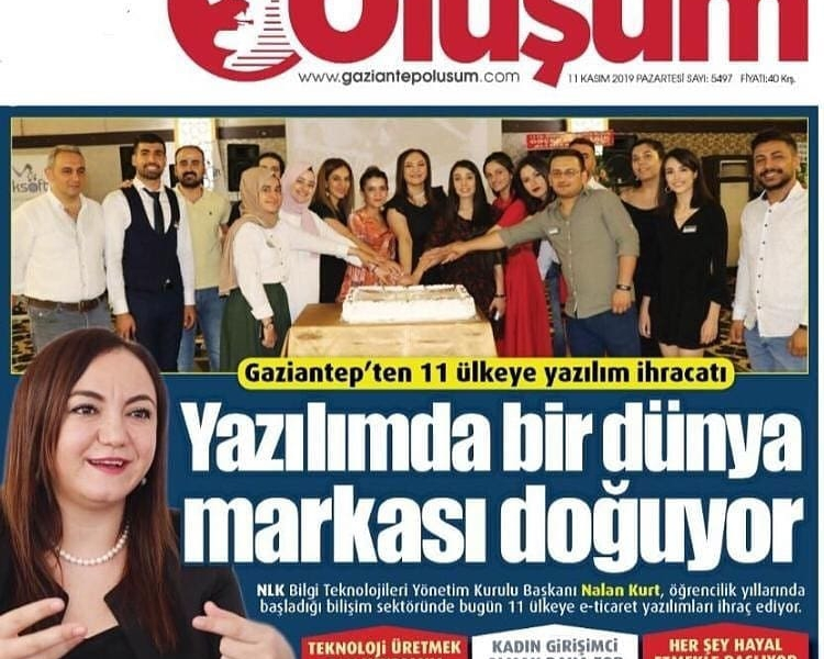 A world brand is born in software - Gaziantep Olusum