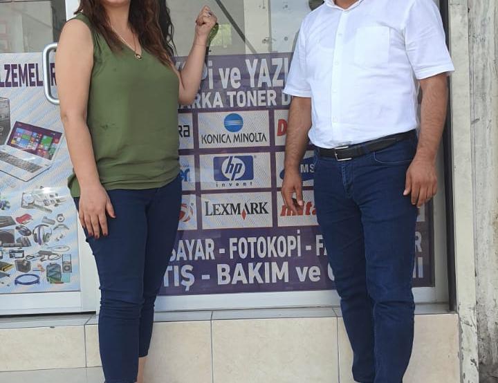 We have completed our negotiations with our Midyat business partner Yıldız Bilişim.