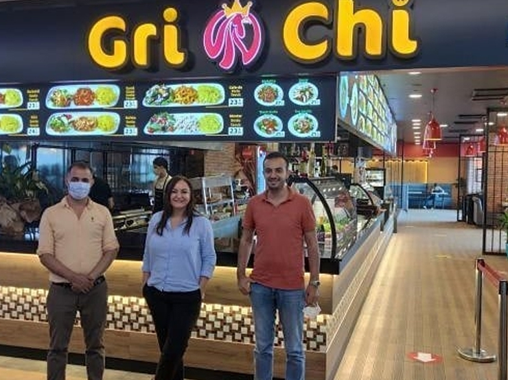 Another happy nlksoft customer visited grichi!