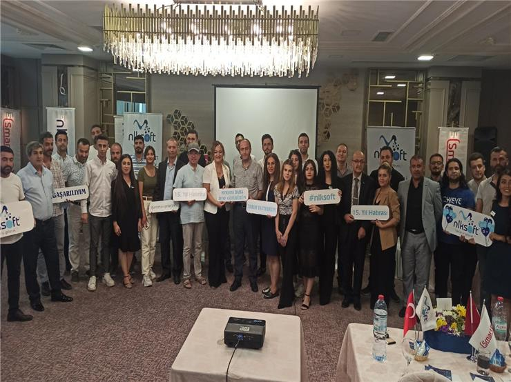 As nlksoft, we held our 4th Business Partnership meeting in Gaziantep.