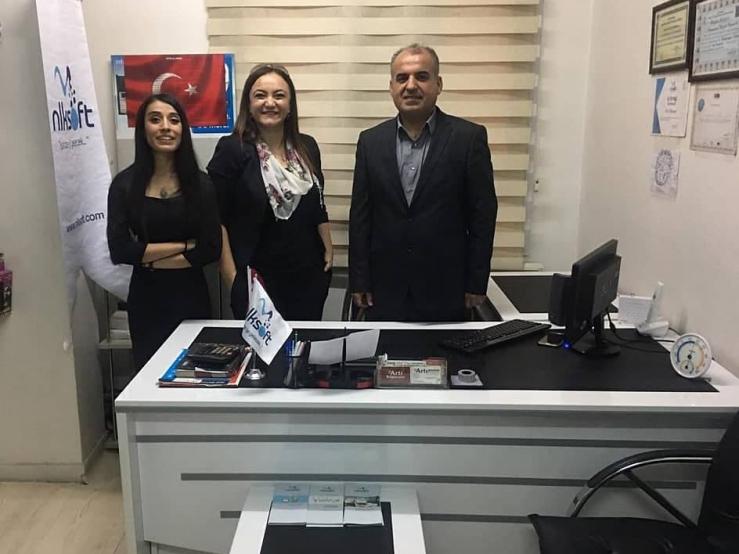 We made our meetings with Artı Bilgisayar