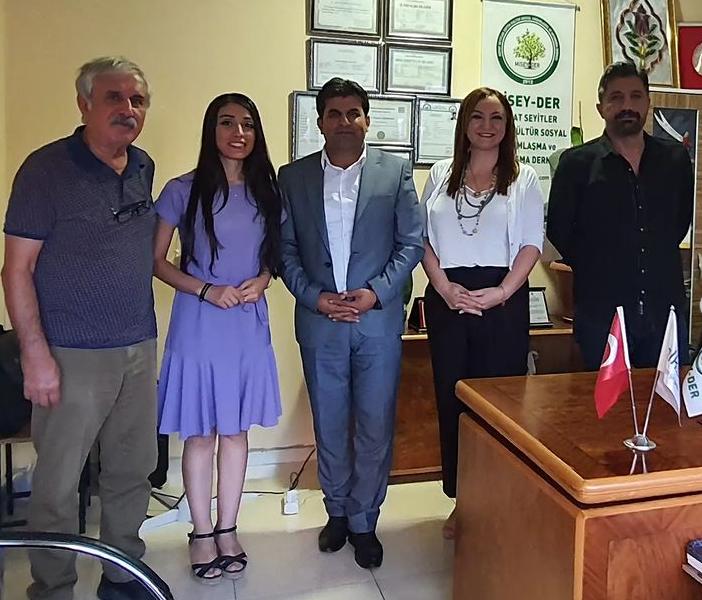 We held our meetings with our Midyat Business Partner Yıldız Bilişim - Selim Yıldız.