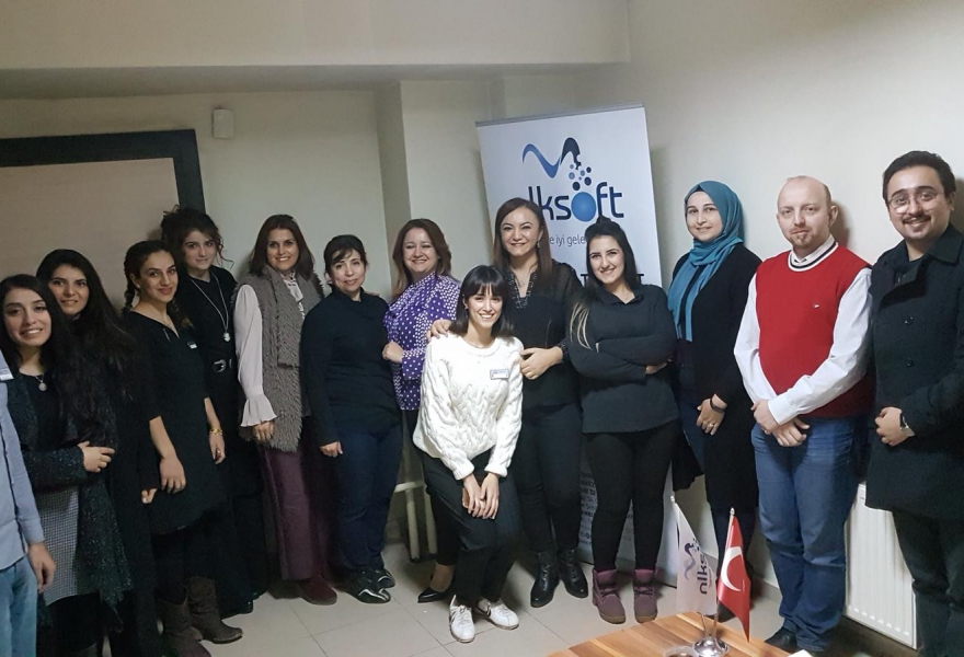 5. We Organized Our E-Commerce Training