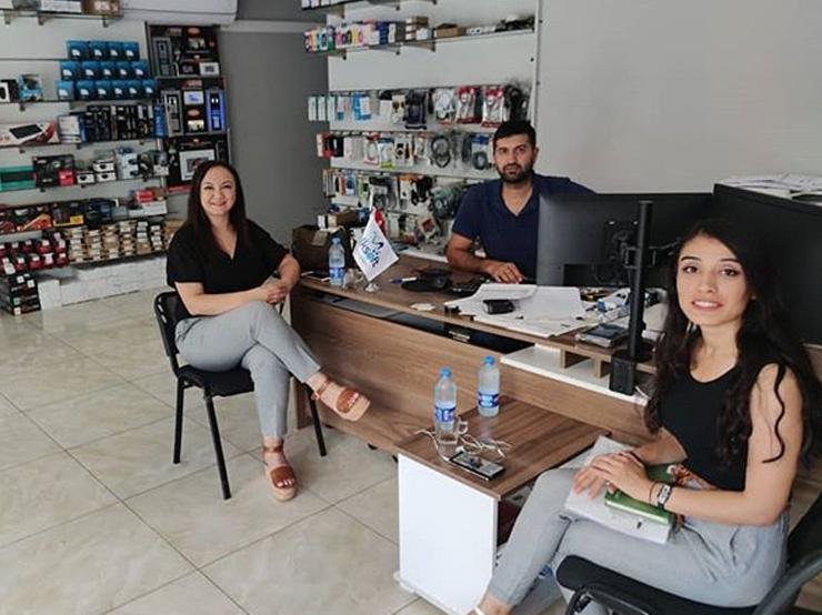Agreements were made with Tekirdağ Gülfa Teknoloji on business partnership.