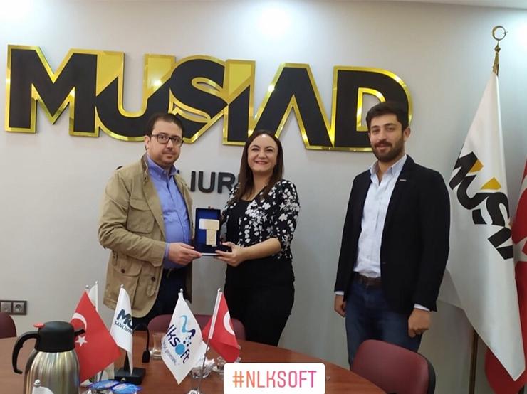 Şanlıurfa MÜSİAD E-Commerce and E-Export Training