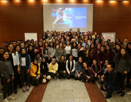 Microsoft Turkey DigiGirlz 2019 campaign started