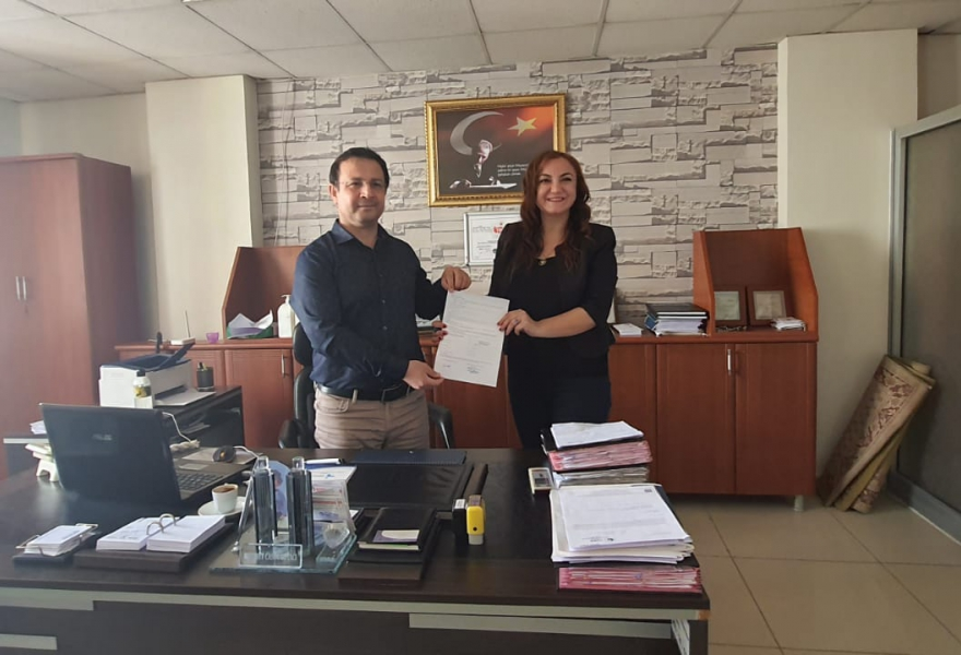 We signed a discount protocol with the Cizre Chamber of Industry and Commerce.
