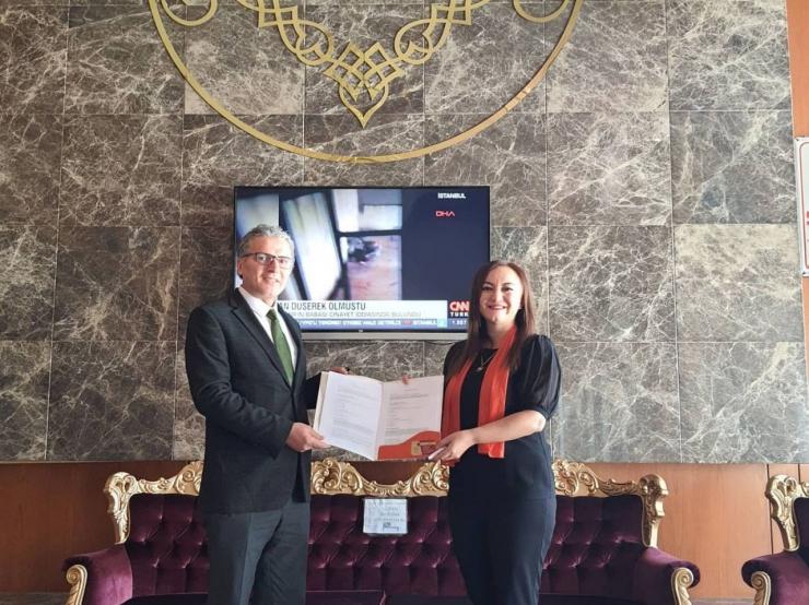 We signed a protocol agreement with Yılmazoğlu Hotel